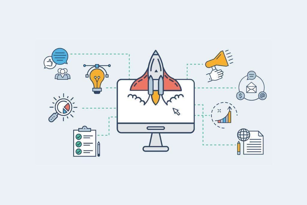 website, marketing, technology